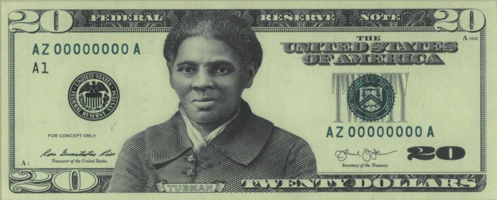 Harriet Tubman on the $20? Look…SQUIRREL!!
