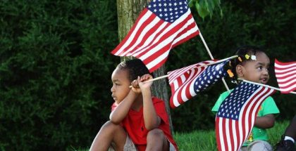Love of country: It usually starts at childhood
