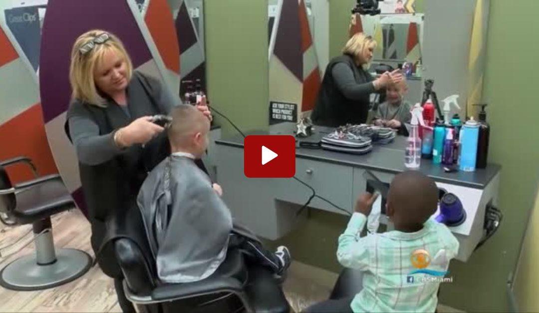 UA Moment- Friendship Through Haircuts